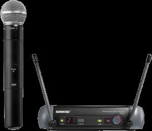 Радиомикрофон SHURE PGX 58