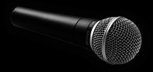 Микрофон шнуровой SHURE SM 58